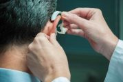 fitting by audiologist