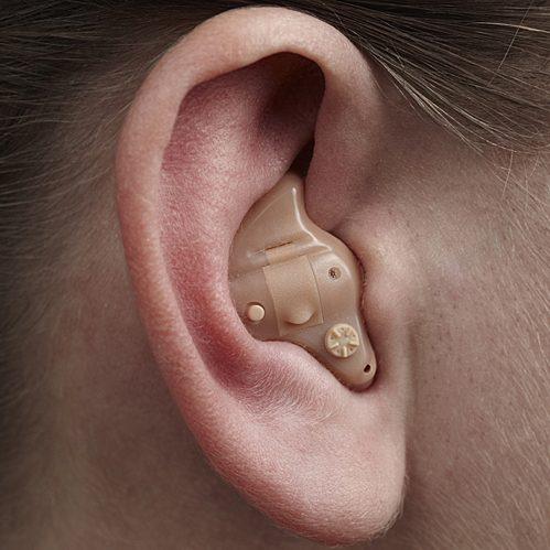 InnoHear ITE hearing aids