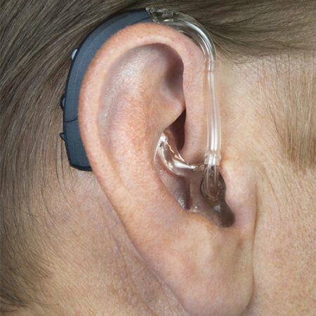 GAIN IN THE EAR