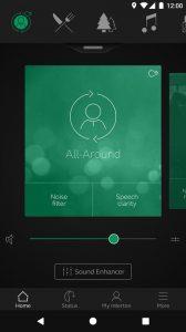 Sound App Screenshot