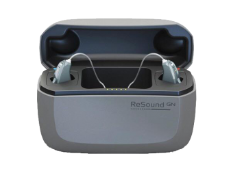 Rechargeable hearing aids Pocket-sized power that will never let you down