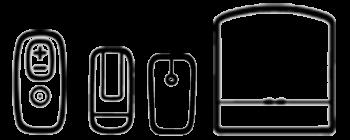 interton 2.4ghz wireless accessories [TR]